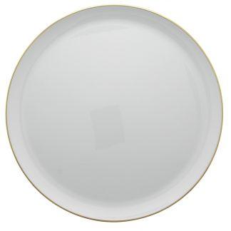 "Bernardaud Palmyre Tart Platter - Round 13"""