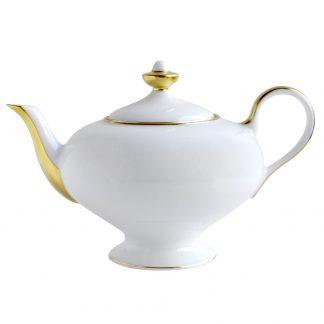 Bernardaud Palmyre Teapot 12c