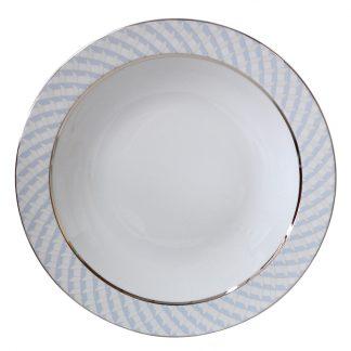 Bernardaud Paradise Deep Round Dish