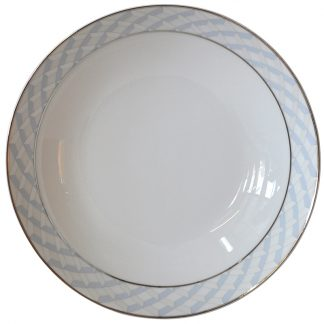 "Bernardaud Paradise Soup Plate 7.5"""
