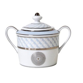 Bernardaud Paradise Sugar Bowl