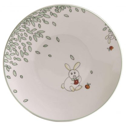 Bernardaud Petit Boulingrin Set Of 1 Salad Plate And Tumbler Set