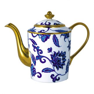 Bernardaud Prince Bleu Coffee Pot 12c