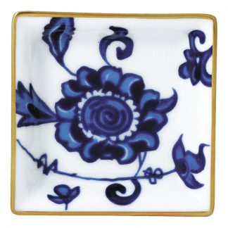 Bernardaud Prince Bleu Small Square Dish