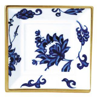 Bernardaud Prince Bleu Square Dish