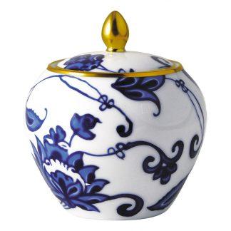 Bernardaud Prince Bleu Sugar Bowl 12c