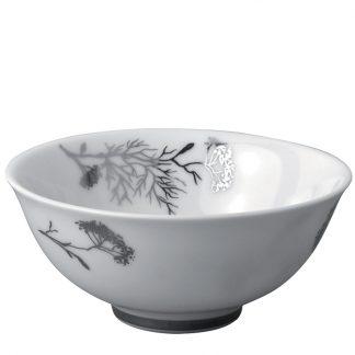 """Bernardaud Promenade Rice Bowl 4.7"""""""