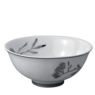 """Bernardaud Promenade Soup Bowl 4.3"""""""