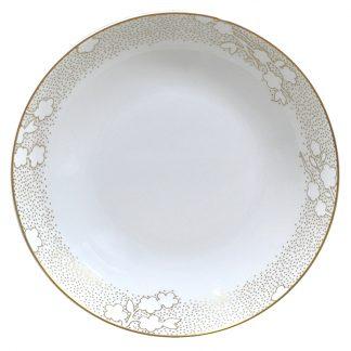 "Bernardaud Reve Soup Plate 7.5"""