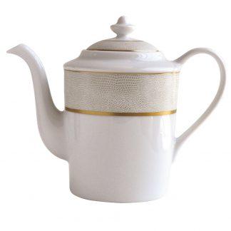 Bernardaud Sauvage Or Coffee Pot