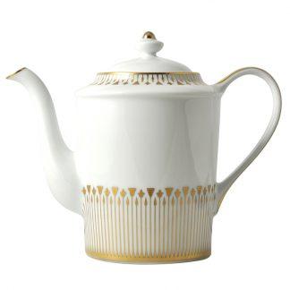 Bernardaud Soleil Levant Coffee Pot