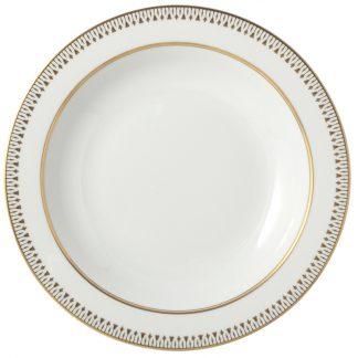 Bernardaud Soleil Levant Deep Round Dish