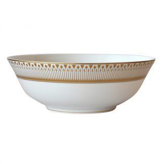 "Bernardaud Soleil Levant Salad Bowl 10"""