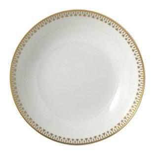 "Bernardaud Soleil Levant Soup Plate 7.5"""