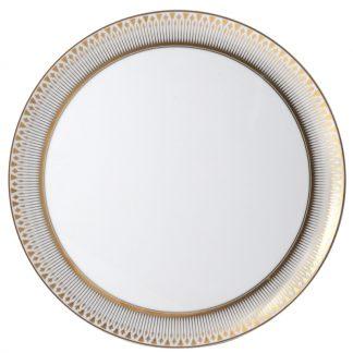 Bernardaud Soleil Levant Tart Platter Round