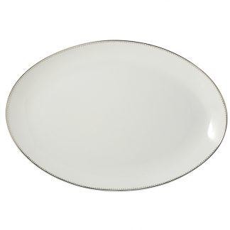 "Bernardaud Top Oval Platter 15"""