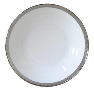 """Bernardaud Torsade Soup Plate 7.5"""""""