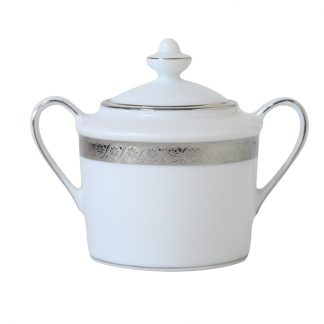 Bernardaud Torsade Sugar Bowl