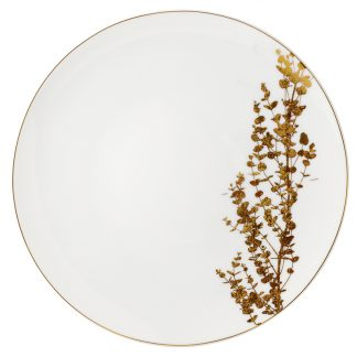 Bernardaud Vegetal Or
