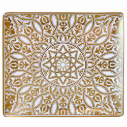 Bernardaud Venise Rectangular Tray 8.7 X 7.7in