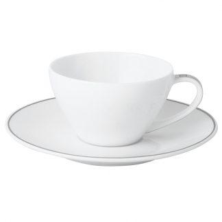 Bernardaud Vintage Coffee Cup And Saucer