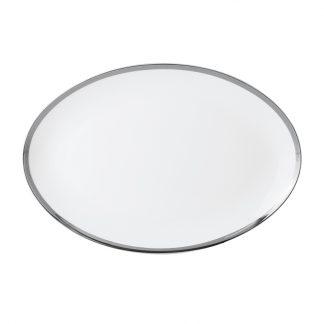 "Bernardaud Vintage Oval Platter 15"""