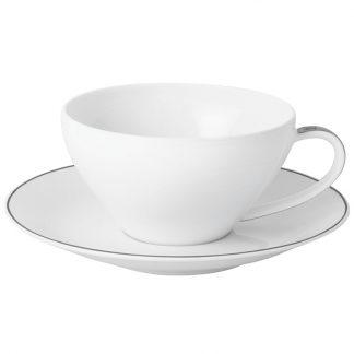 Bernardaud Vintage Tea Cup And Saucer