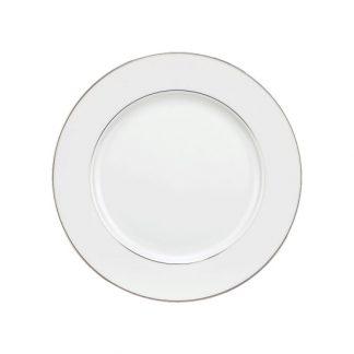 Christofle Albi Porcelain Dinner Plate