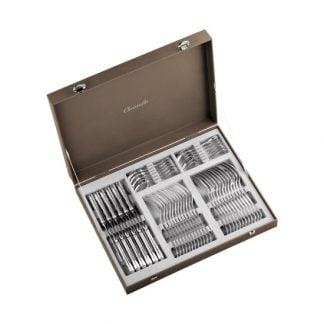 Christofle Chests 48 Piece Flatware Storage Case