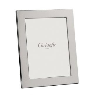Christofle Fidelio Silver Plated Picture Frame 3x5