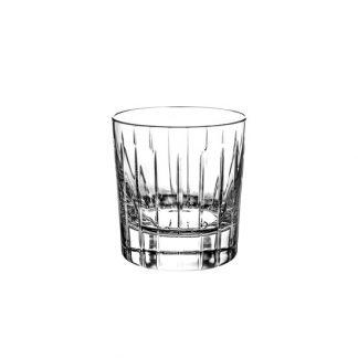 Christofle Iriana Crystal Double Old Fashioned Glass