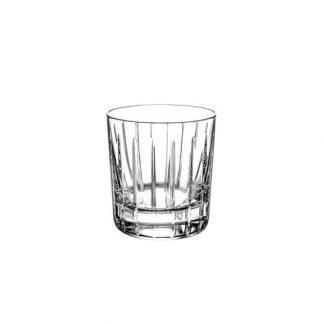 Christofle Iriana Crystal Old Fashioned Glass Tumbler