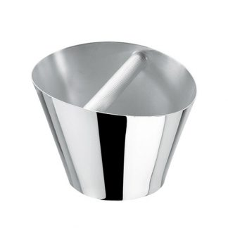 Christofle K And T Silver Plated Two Bottle Champagne Cooler Bucket