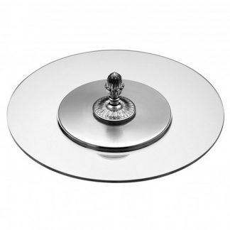 Christofle Malmaison Silver Plated Cheese Tray