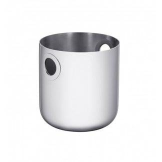 Christofle Oh De Christofle Stainless Steel Champagne Cooler Bucket