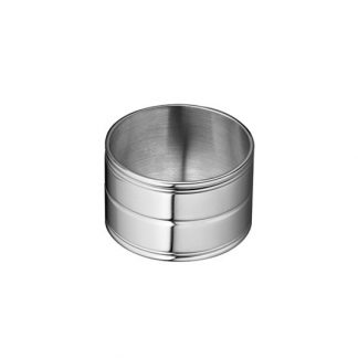 Christofle Rondine Silver Plated Napkin Ring