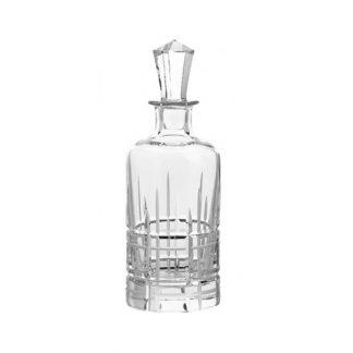 Christofle Scottish Crystal Whiskey Decanter