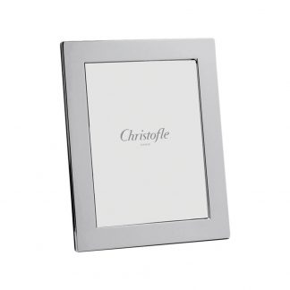 Christofle Silver Plated Picture Frame 7x9