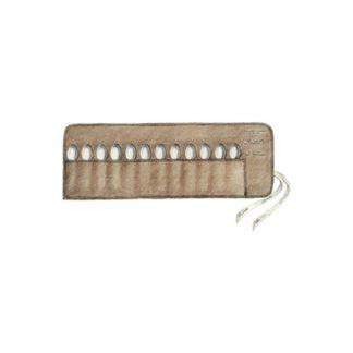 Christofle Silvercare Anti Tarnish Cloth Flatware Storage Pouch