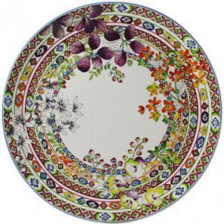 Gien Bagatelle Cake Platter
