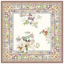 Gien Bagatelle Tablecloth SKU: 8003BA1200 UPC: 840769106205