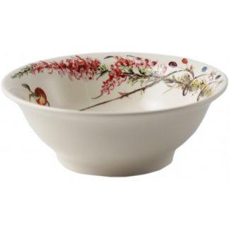 Gien Bouquet Floral Cereal Bowl