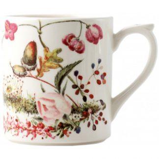 Gien Bouquet Floral Mug