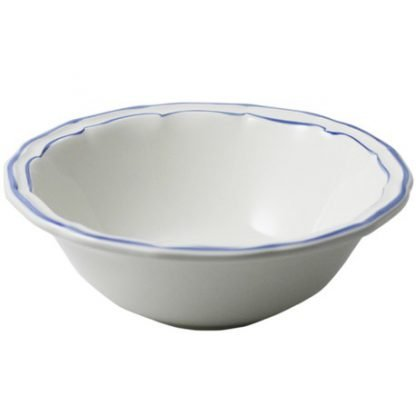 Gien Filet Bleu Cereal Bowl Xl