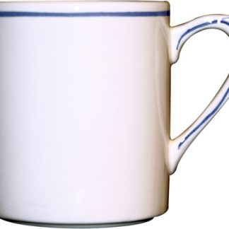 Gien Filet Indigo Mug