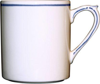 Gien Filet Indigo Mug