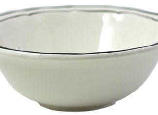 Gien Filet Midnight Xl Cereal Bowl