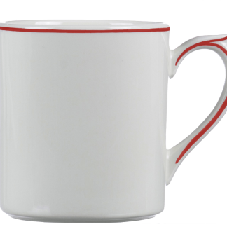 Gien Filet Rouge Mug
