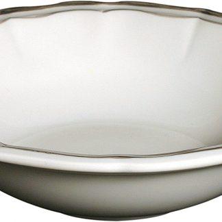 Gien Filet Taupe Cereal Bowl