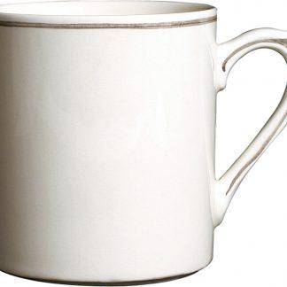 Gien Filet Taupe Mug